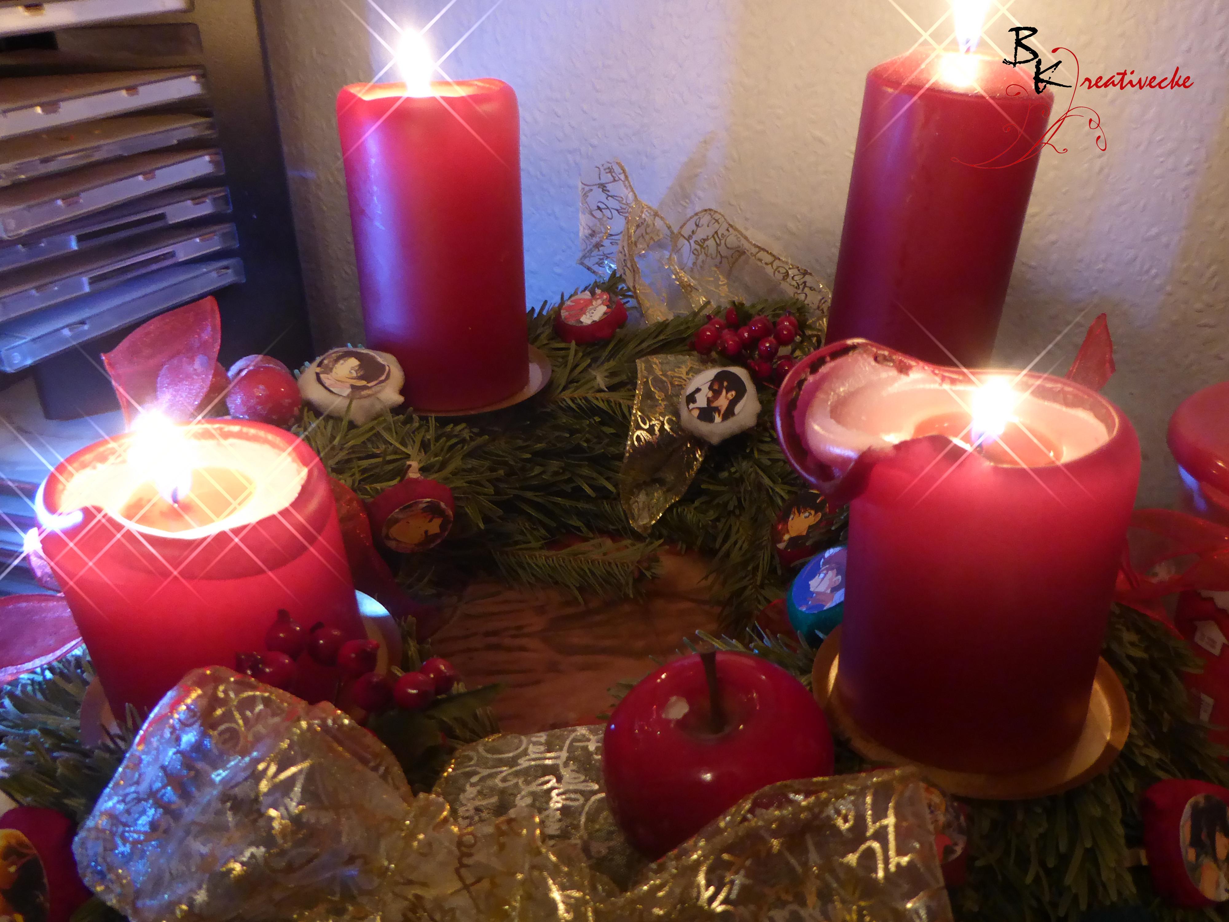 OAS 2017 – Online Advent Stocking | BK Kreativecke